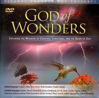 Dvd God of wonders evang-versie 26 talen