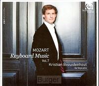 Mozart keyboard music