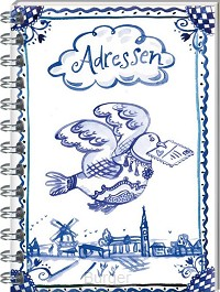 SET Adresboek Spiraal /3x8,95
