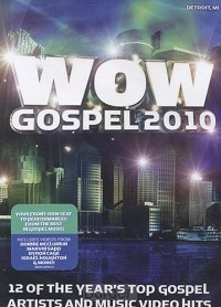 Wow Gospel 2010 (DVD)