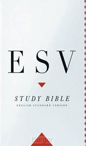 ESV Study Bible Pers. Size Colour HC