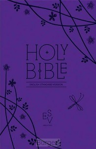ESV compact gift bible with zip