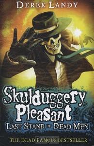 Skulduggery Pleasant 08. Last Stand of