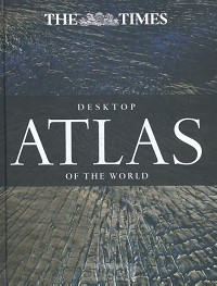 Times Desktop Atlas of the World