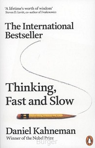 KAHNEMAN, DANIEL*THINKING, FAST AND SLOW