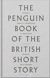 Penguin Book of the British Short Story: II