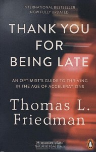 Friedman*Thank You for Being Late
