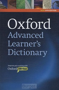 Oxford Advanced Learner's Dictionary: