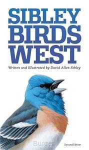 Sibley Birds of Western North America