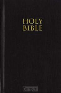 Church bible NIV black hardcover