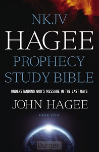 NKJV Hagee proph. Study Bible Colour HC