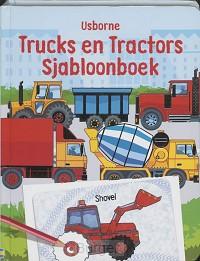 Trucks en tractors sjabloonboek
