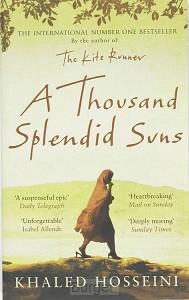 Hosseini*Thousand Splendid Suns, A