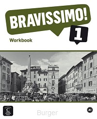 Bravissimo 1 Workbook in English