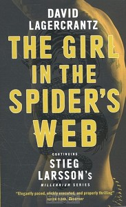 Lagercrantz*The Girl in the Spider's Web