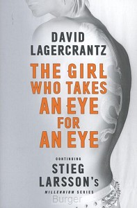 Lagercrantz*Girl Who Takes an Eye for an Eye: