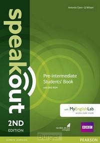 Speakout Pre-Intermediate 2nd Edition