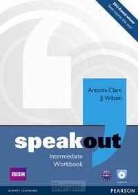 Speakout Intermediate Workbook No Key and