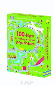 100 DINGEN ONDERWEG DOEN JONGE KINDEREN