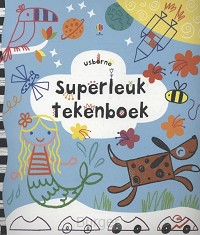 SUPERLEUK TEKENBOEK