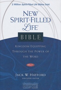 NKJV new spirit filled life bible hardco