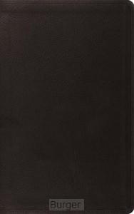 ESV Gift bible black bonded leather