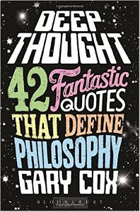 DEEP THOUGHT: 42 FANTASTIC QUOTES THAT
