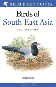 Helm Field Guides Field Guide to Birds of South East Asia