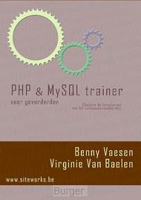 PHP & MySQL Trainer voor gevorderden