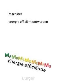 Machines energie efficiënt ontwerpen
