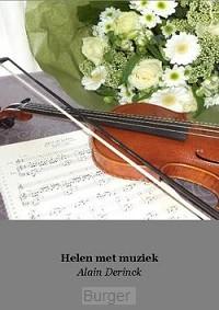 Helen met muziek