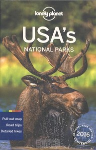 Lonely Planet USA's National Parks 1e