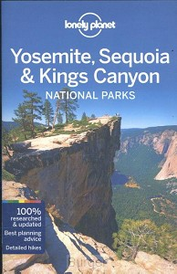 Lonely Planet Yosemite, Sequoia & Kings Canyon NP 4e