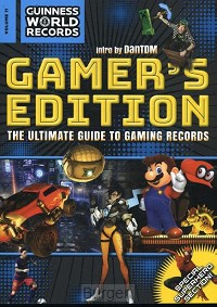 *Guinness World Records Gamer's Edition