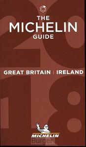 MICHELINGIDS GREAT BRITAIN & IRELAND 2018
