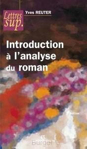 INTRODUCTION A L'ANALYSE DU ROMAN