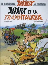 Asterix 37 - Astérix et la Transitalique