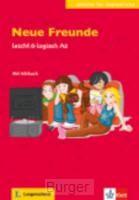 Neue Freunde - Buch mit Audio-CD A2