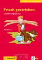 Frisch gestrichen - Buch mit Audio-CD A2