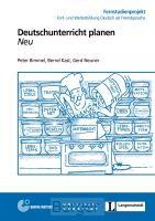 18: Deutschunterricht planen - Buch mit
