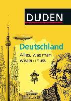 Duden Allgemeinbildung: Deutschland - Alles,