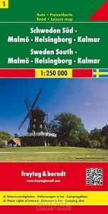 FuB Schweden 01 Süd, Malmö, Helsingborg,
