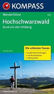 WF5415 HOCHSCHWARZWALD, RUND UM DEN FELDBERG