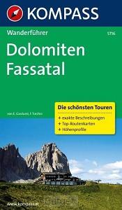 WF5716 Dolomiten 3, Fassatal Kompass