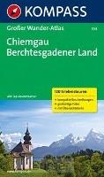 WA594 Chiemgau, Berchtesgadenerland Kompass