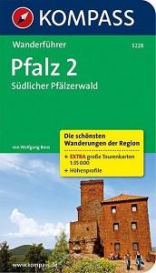 WF5228  Pfalz 2, Südlicher Pfälzerwald Kompass