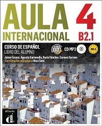 Aula Internacional 4 Nueva edición Libro del alumno + CD