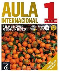 Aula Internacional 1 English edition Libro del alumno + CD