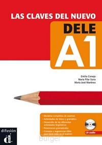 Las claves del nuevo DELE A1 Libro del alumno + CD