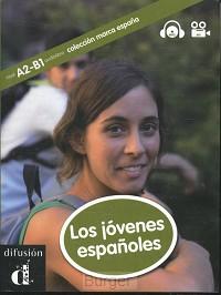 Los jóvenes españoles - Libro + MP3 + vídeo